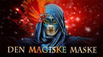 Teaserbillede Den Magiske Maske