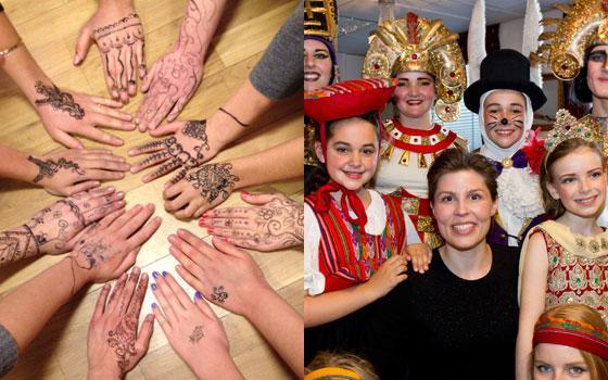 Eventyrteatret driver en dramaskole i Søborg, hvor børn og unge kan udvikle deres talent, både fagligt og personligt