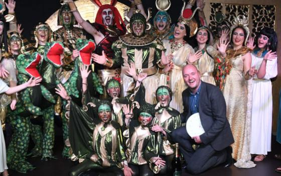 Mikkel Reenberg, tidligere skuespiller på Eventyrteatret og modtager af Eventyrprisen 2017
