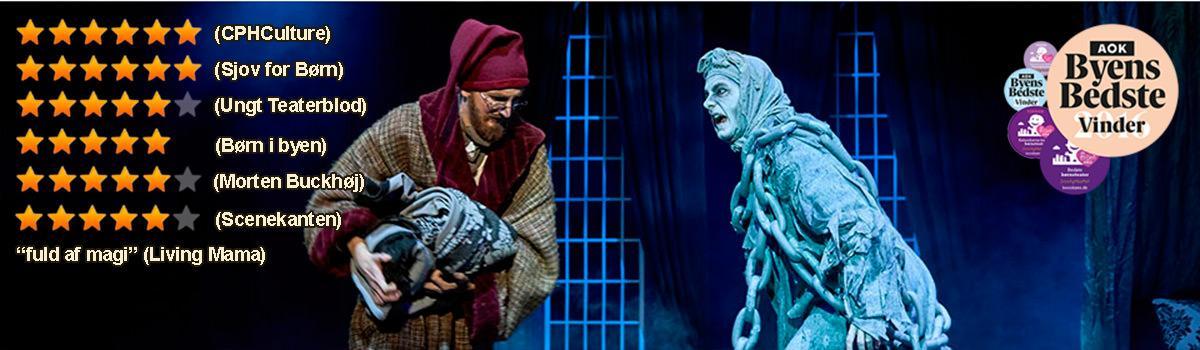 Et Juleeventyr teater musical plakat