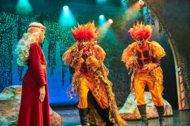 Teater musical Skovens Dronning - Eventyrteatret i Glassalen i Tivoli 2019