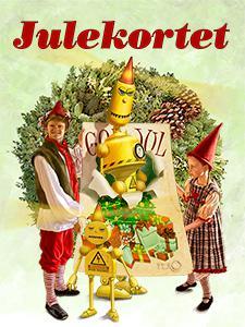 Julekortet - pressebillede af plakaten