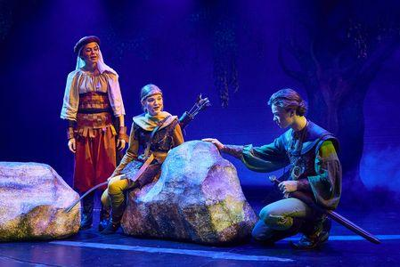 Robin Hood musical i Glassalen