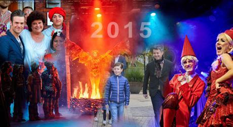 Året 2015 i Eventyrteatret