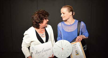 Marie Dalsgaard modtager Eventyrprisen 2019