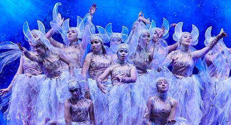 """Eventyrteatrets musical """"Skovens Dronning"""" nomineret af CPH Culture"""