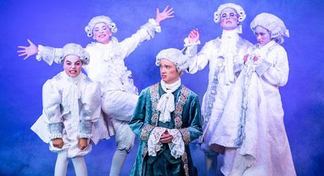 Video med sange fra Eventyrteatrets musical Den Magiske Maske