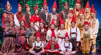 Ståpladser til Eventyrteatrets musical Julehjertet