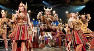 Eventyrteatret laver show på Oslobåden i påsken 2020
