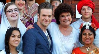 Eventyrprisen blev i 2015 givet til den tidligere skuespiller på Eventyrteatret Silas Holst