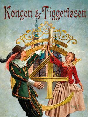 Teaser Kongen og Tiggetøsen