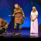 Foto Ole Mortensen - Eventyrteatrets musical Robin Hood