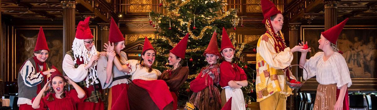 Eventyrteatret juleshow på Børsen 2019 - Foto: Hergaard Fotografi
