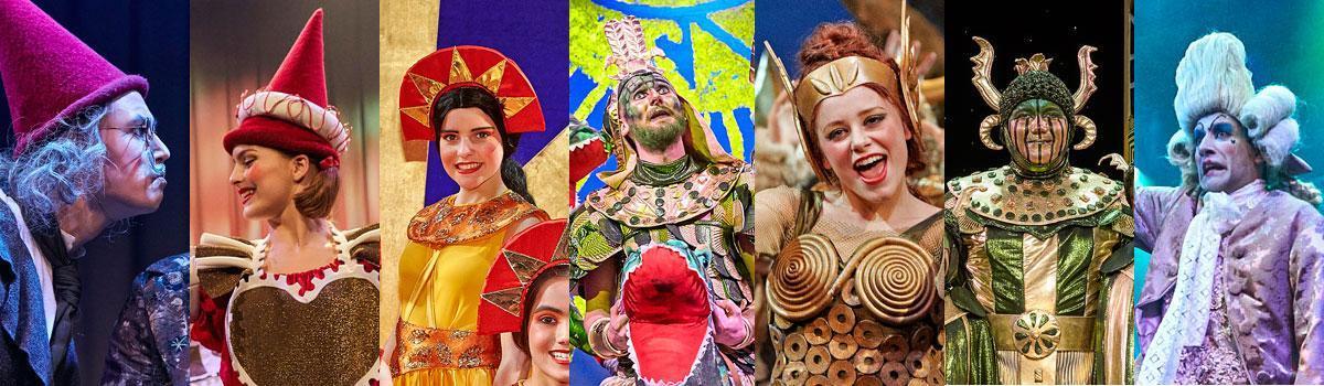 Syv unge tidligere skuespillere fra EVentyrteatret er i 2021 blevet optaget på scenekunstuddannelser i Europa