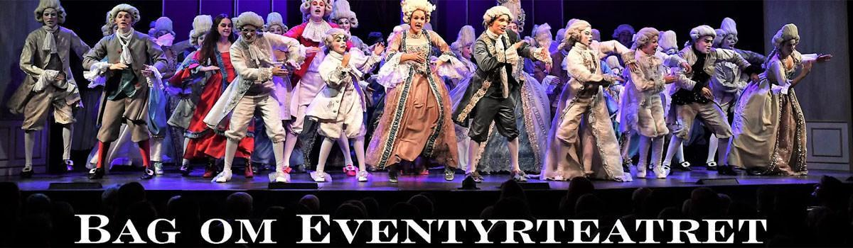 "Eventyrteatrets nye blog ""Bag om Eventyrteatret"""